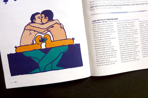 page-tetu-magazine-couple-illustration-dugudus