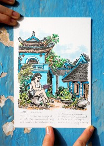 02-hanoi-meditation-temple-vietnam-asia-drawing-dugudus