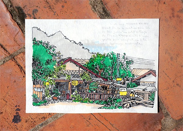 05-Muong-khiaw-loas-lao-dugudus-house-sketch-voyage-croquis-dessin-mekong